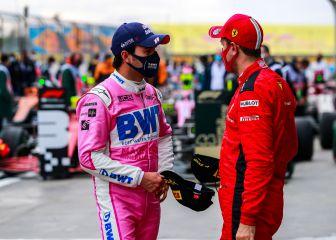 Checo Pérez: Red Bull o nada