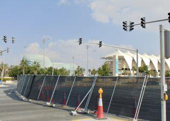 Una película de ciencia ficción para llegar al GP de Abu Dhabi