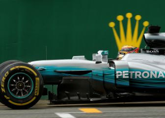 Mercedes pierde la paciencia con Hamilton