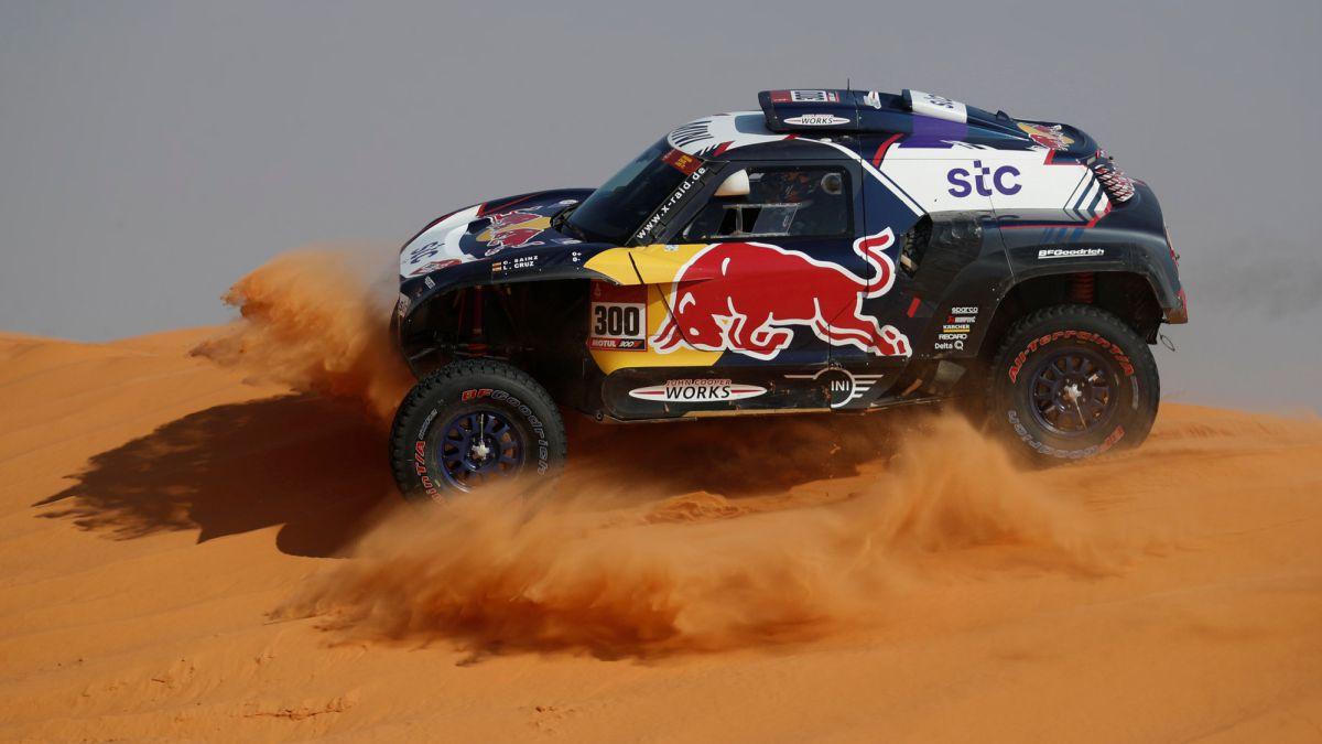 Summary-Stage-8-Dakar-Rally-2021:-Sainz-keeps-the-pulse