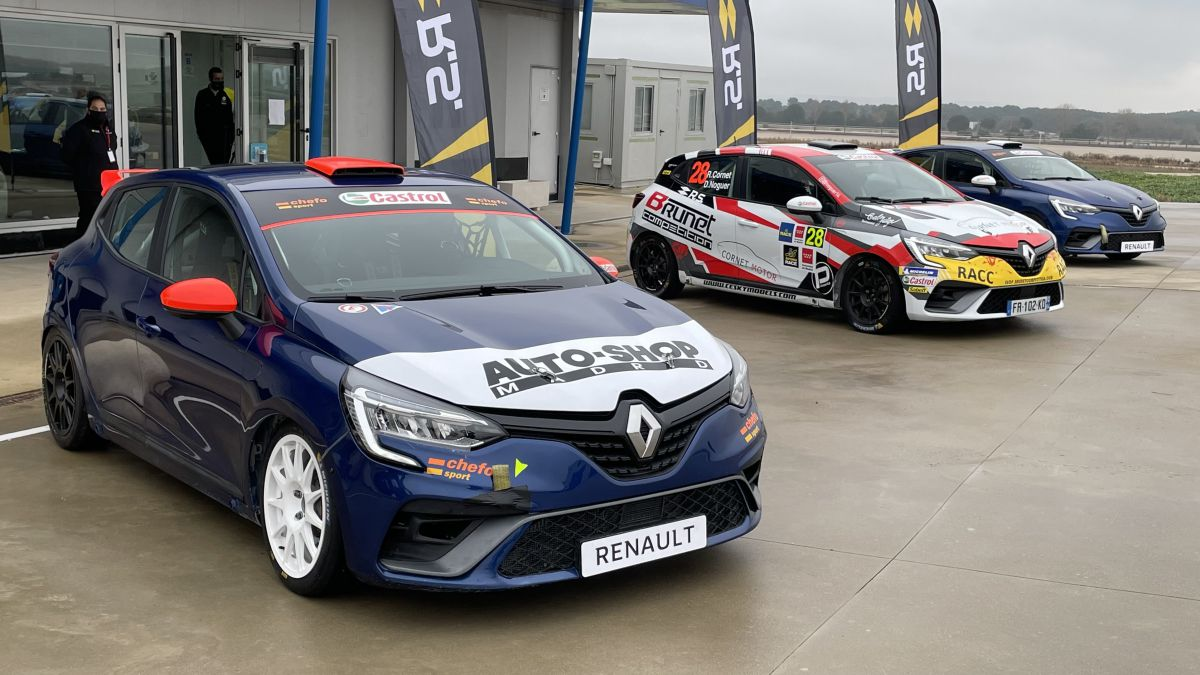 Clio-RSR:-Renault's-new-promotional-weapon