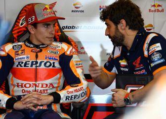 MotoGP I Honda no perdió la motivación pese a la baja de Marc Márquez 1