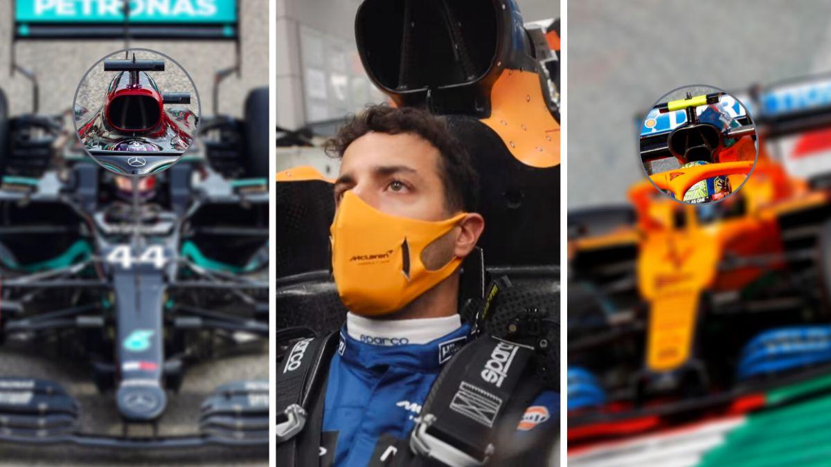 The-McLaren-mutates-to-a-Mercedes