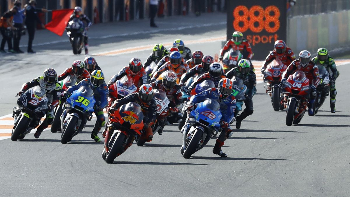 MotoGP-2021:-test-and-team-presentation-schedule