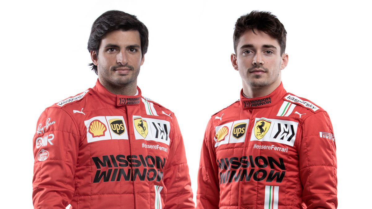 Ferrari's-slogan-before-the-duel-between-Sainz-and-Leclerc