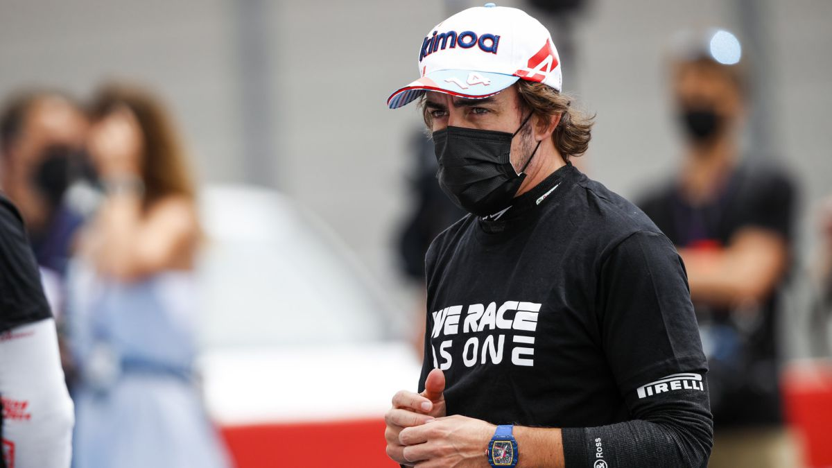 """Alonso-arrives-optimistic-in-Austria:-""""There-are-opportunities-to-overtake"""""""