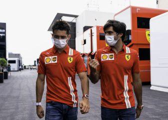 Un pulso contra Leclerc