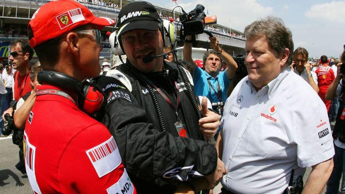 Schumacher-secretly-negotiated-with-McLaren-while-at-Ferrari