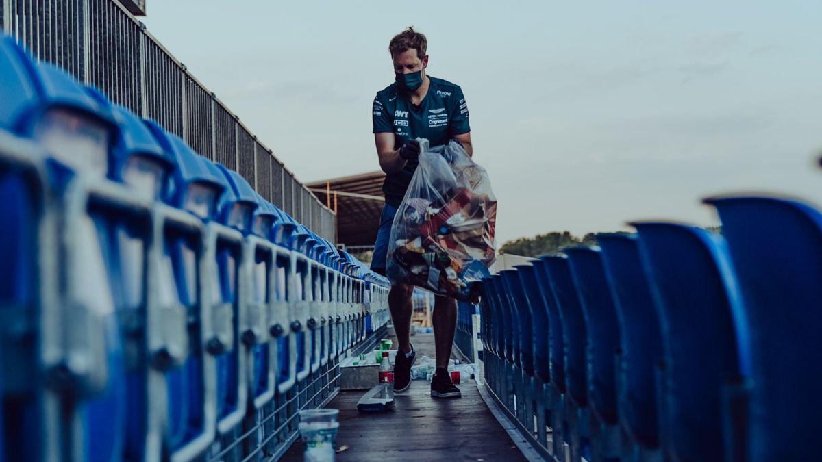 Vettel-cleaned-Silverstone