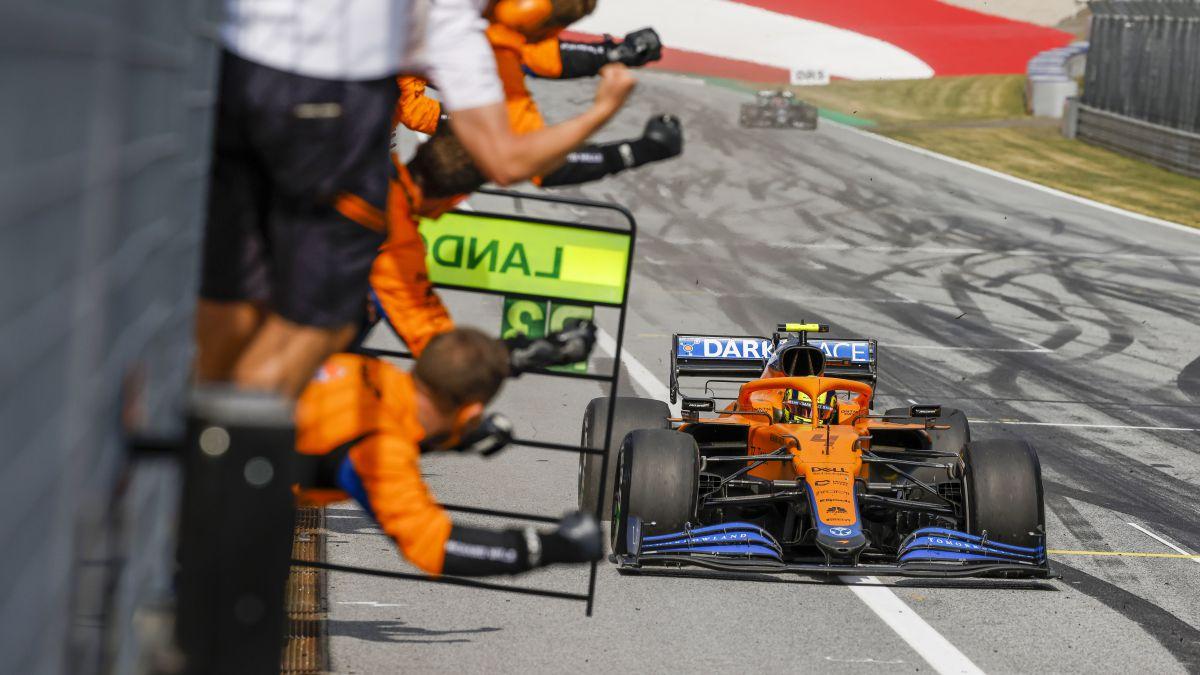 Norris-makes-McLaren-history