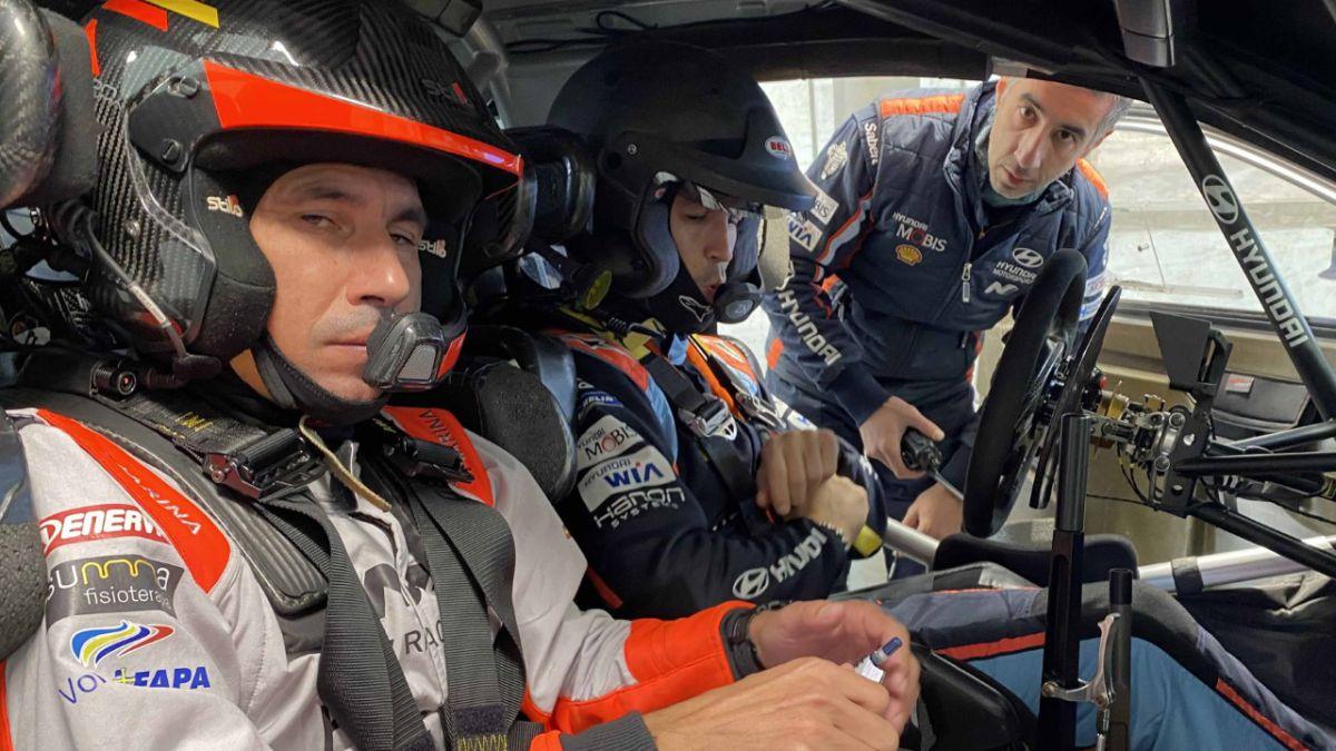Cándido-Carrera-Dani-Sordo's-new-co-driver