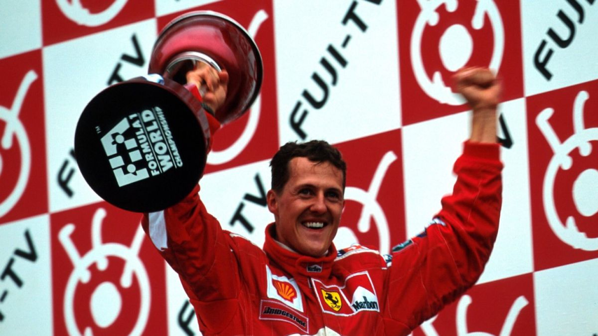 """""""Schumacher-is-the-God-of-F1"""""""