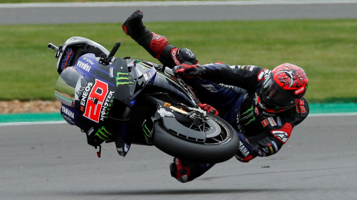 """Quartararo:-""""I've-been-lucky-not-to-get-seriously-injured"""""""