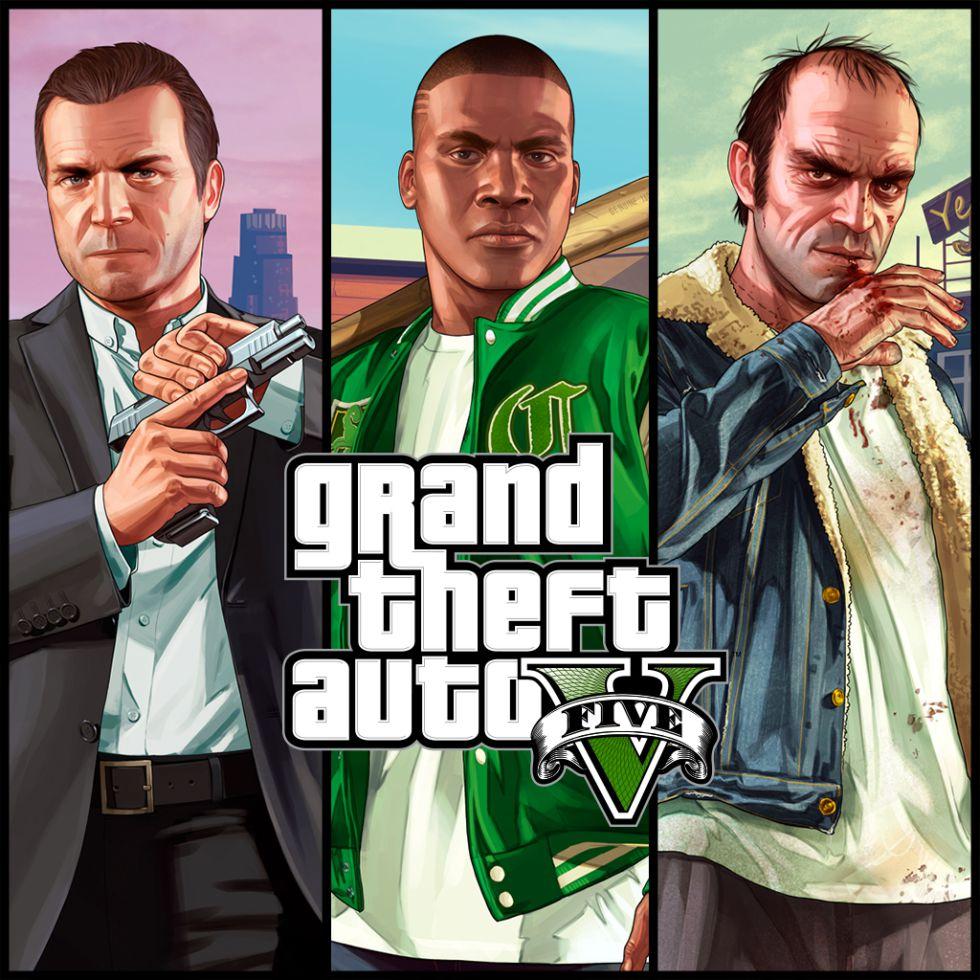 Gta V Para Ps4 Y Xbox One Y Llegara El 18 De Noviembre As Com