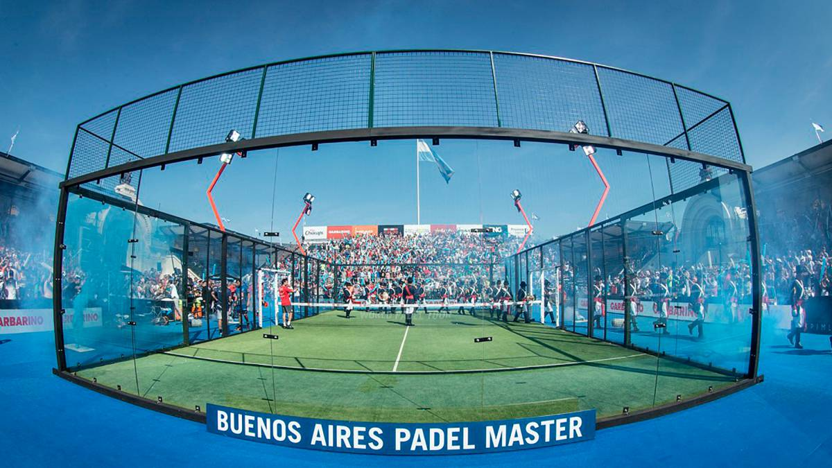 La internacionalización del World Padel Tour