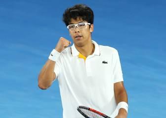 Nueva estrella en el planeta tenis: Hyeon Chung