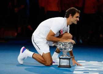Roger Federer es eterno