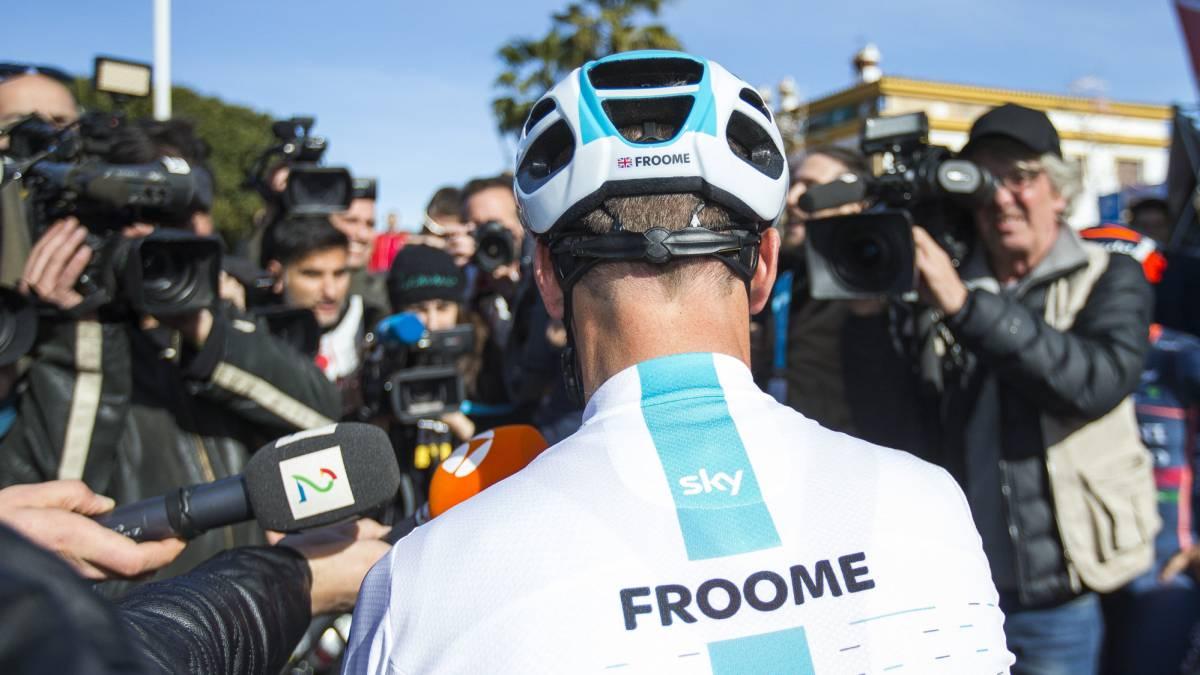 La alargada sombra de #Froome y los daños colaterales