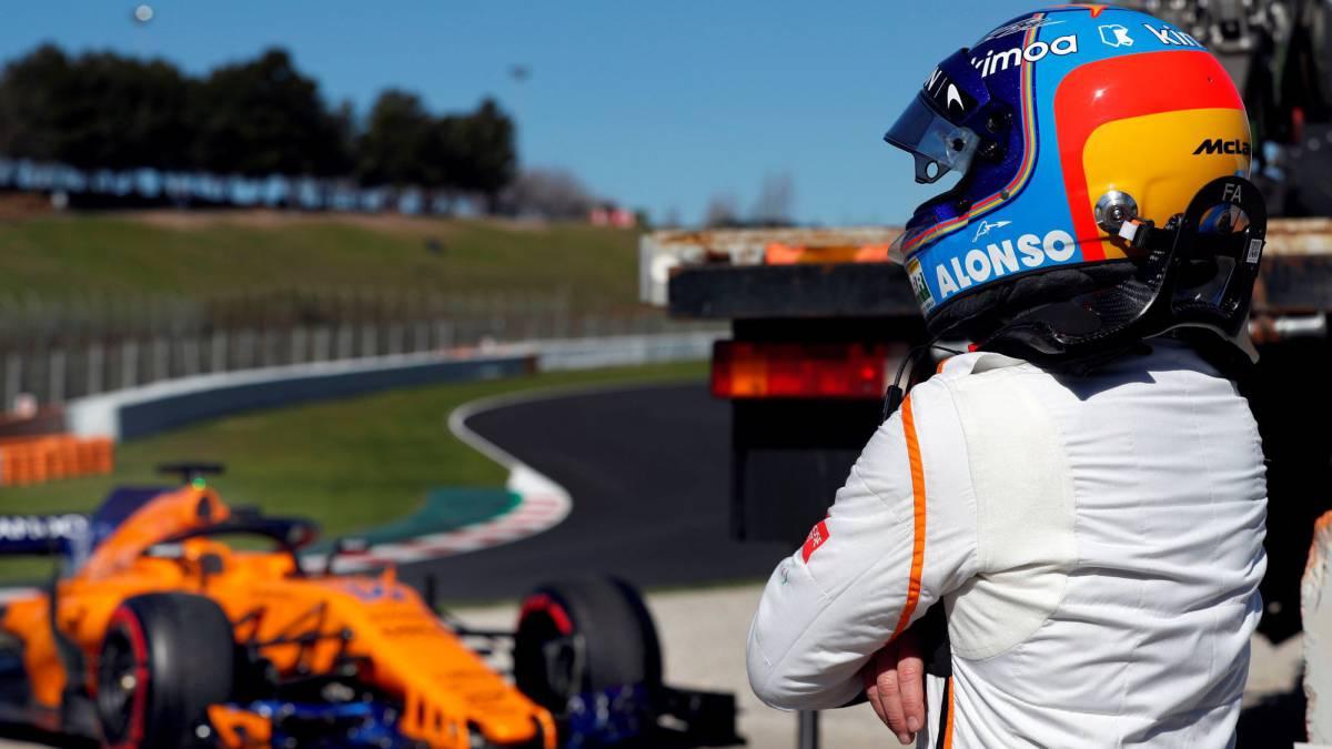 Alonso y la eterna retirada