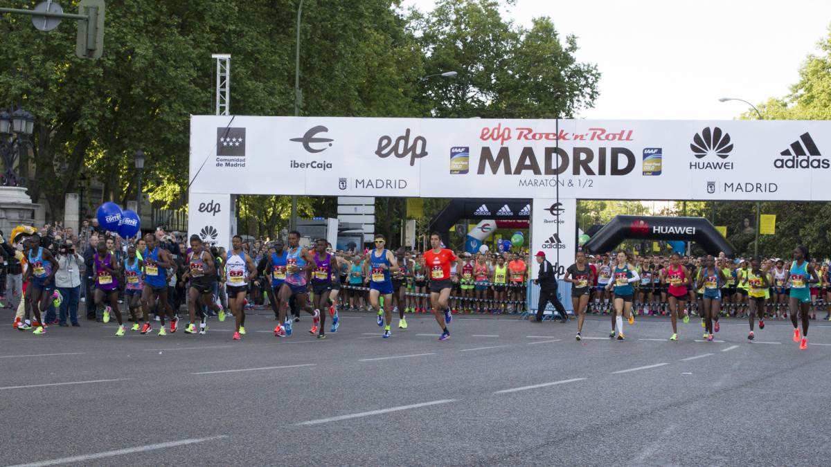 Maratón de Madrid: historias de una carrera entrañable