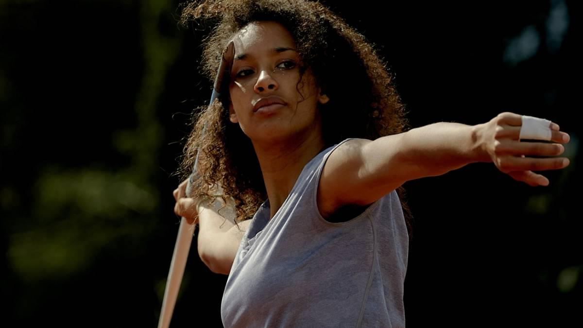 María Vicente y el nuevo e ilusionante atletismo español