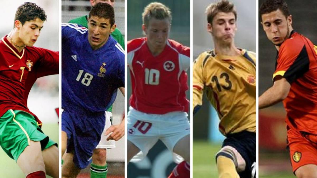 Estrellas que pasaron por la Euro Sub-17 y no recordabas