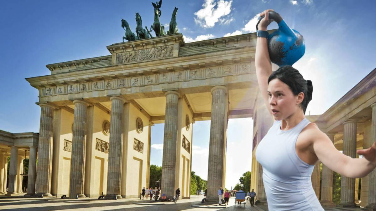 Arranca el Europe Regional de CrossFit en Berlín