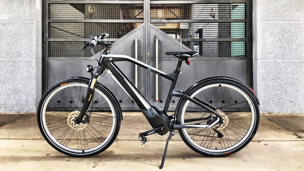 Así es la e-bike urbana de BMW