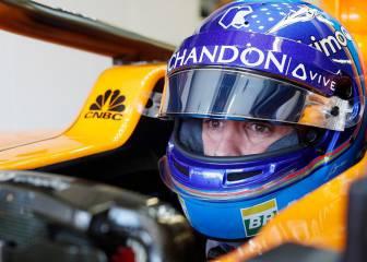 Hay un piloto llamado Alonso...
