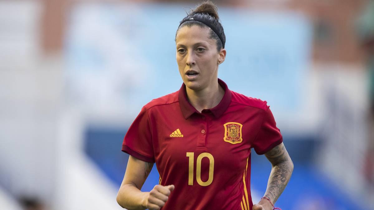 Jennifer Hermoso es otro fichaje de lujo para el Atlético