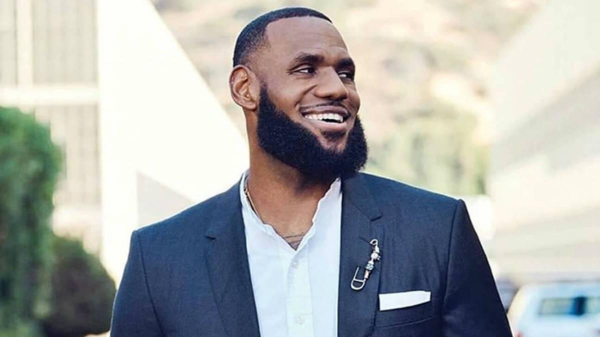El impecable y extravagante estilo de LeBron James