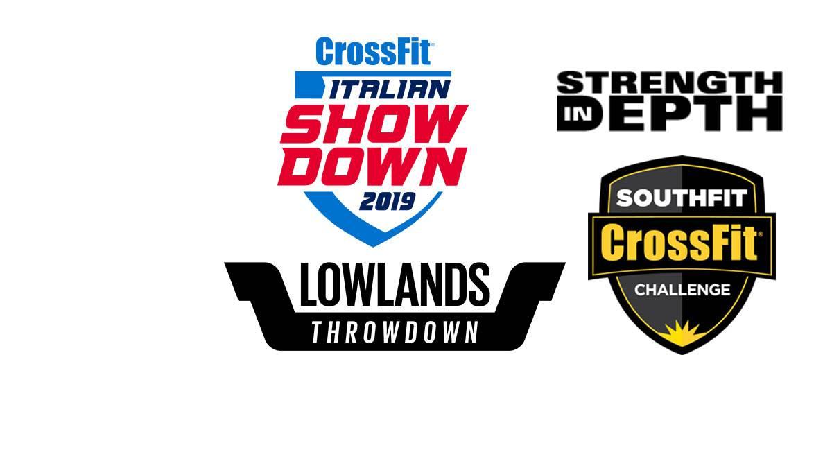 Inglaterra, Italia, Argentina y Holanda se suman a CrossFit ®