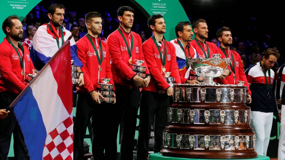 Descanse en paz, Copa Davis