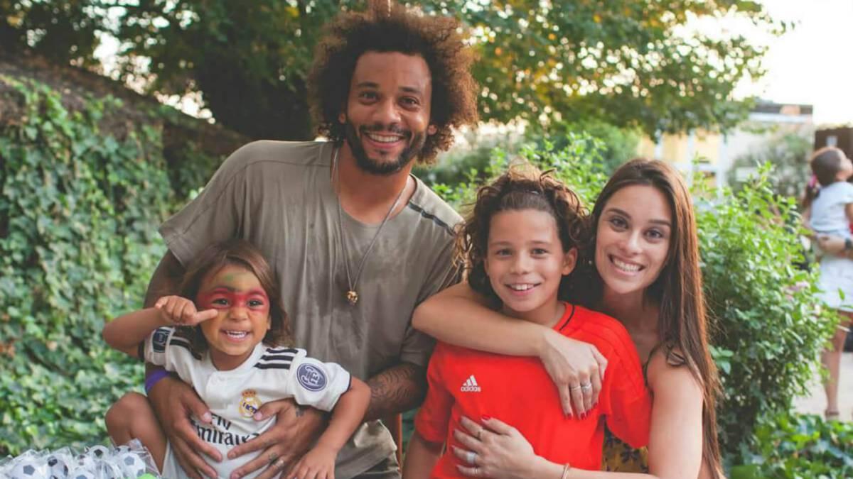 Así es Clarice Alves, la espectacular esposa de Marcelo
