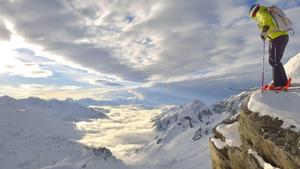 4 retos de invierno en St Anton am Arlberg, Alpes austriacos