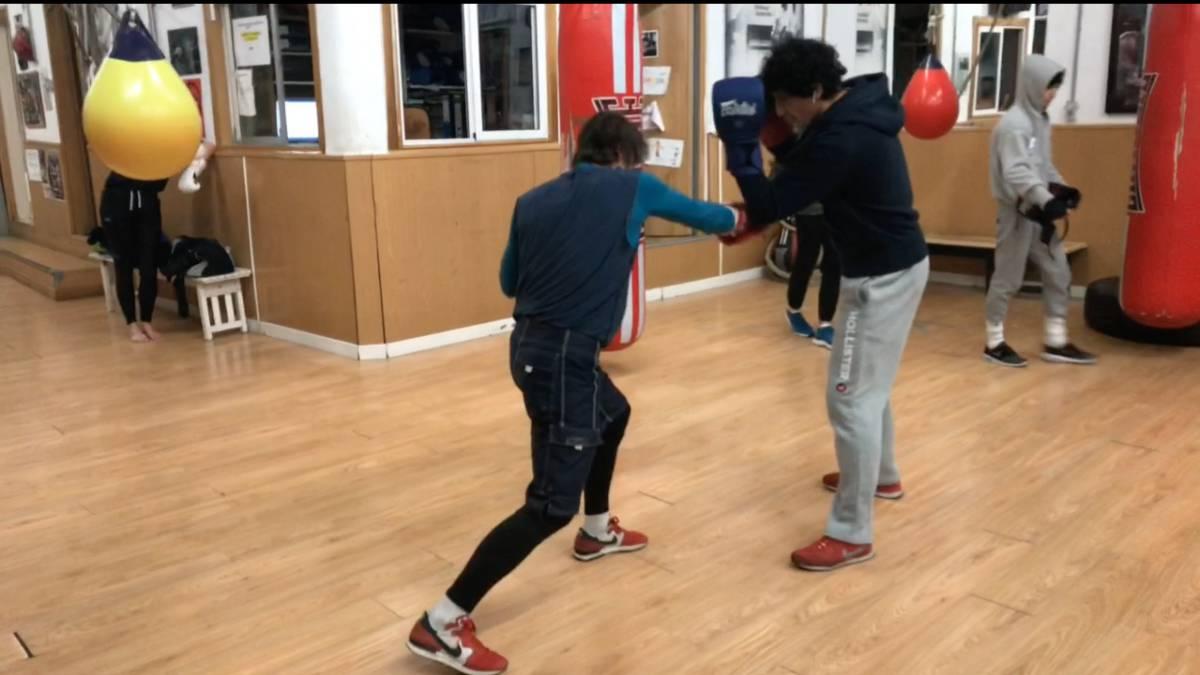 Los directos al cuerpo en boxeo dinámico
