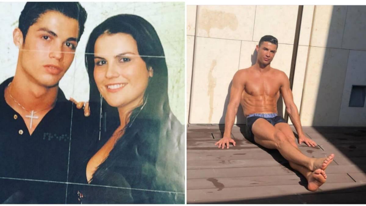 El Increíble Cambio Físico De Cristiano Ronaldo Ascom