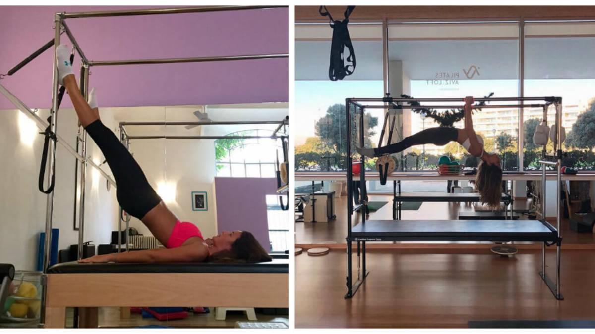 Sara Carbonero y otras WAG's locas por el Pilates