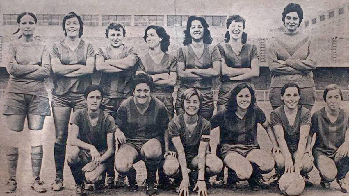 El viaje relámpago que revivió al fútbol femenino