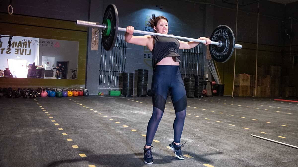 El CrossFit Open 19.4 es...