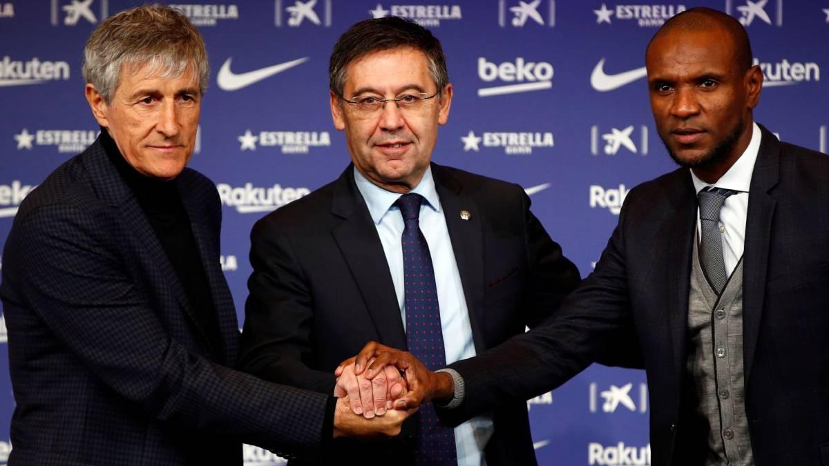 Valverde y Setién triunfan en el fracaso de Bartomeu