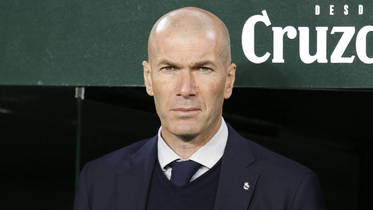 Zidane debe decidir: ¿a setas o a Rolex?