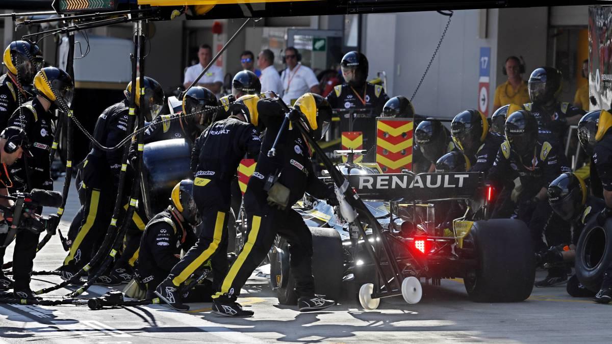 Alonso no es la urgencia de Renault