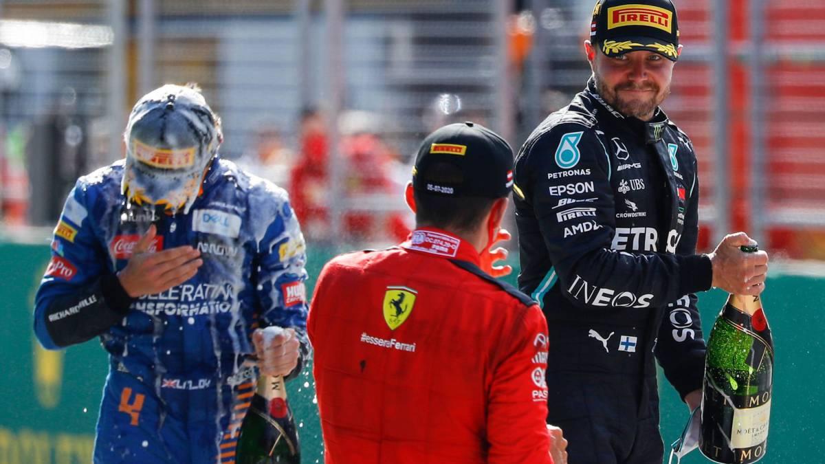 Una gran fiesta de la F1