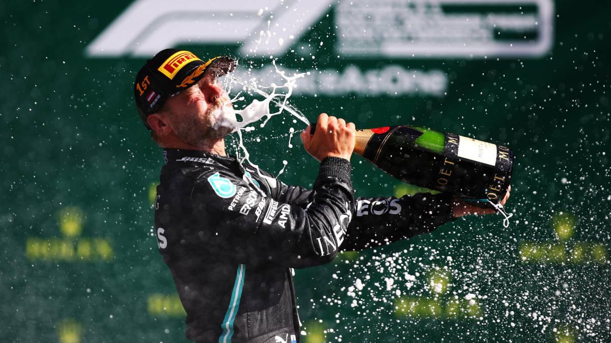 Esta Fórmula 1 sí emociona, aunque ganen los mismos