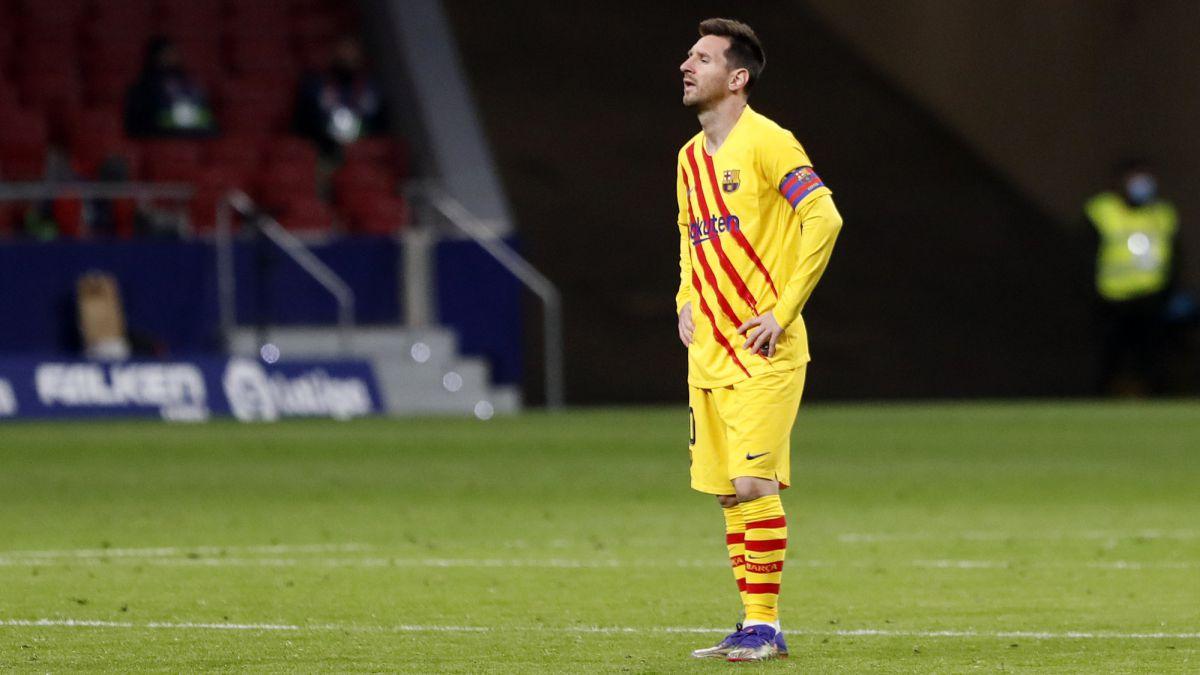 Messi es un lujo en casa pobre