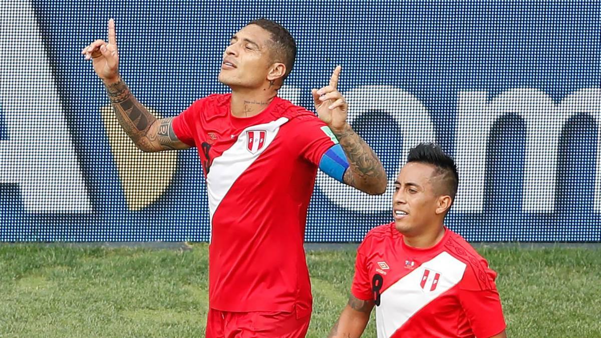 Guerrero y Carrillo le dan una victoria a Perú 40 años después - AS Perú