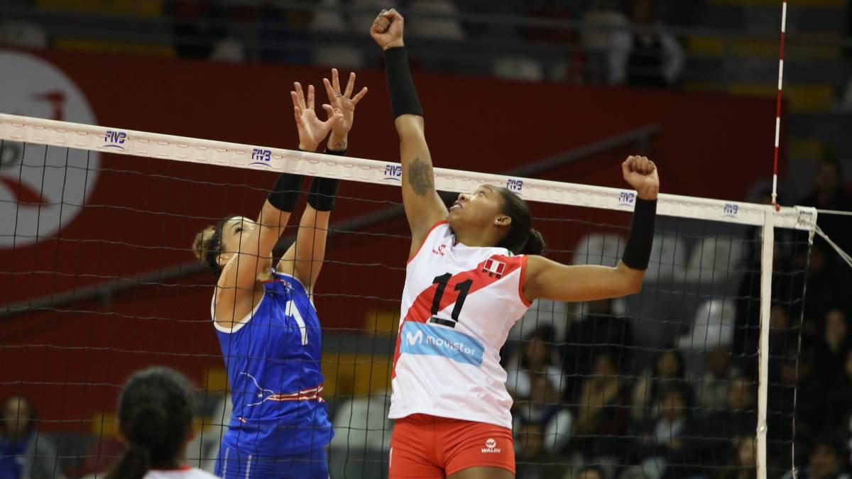 658d352e965c8 Copa Panamericana de voleibol  Perú debutará con Canadá - AS Perú
