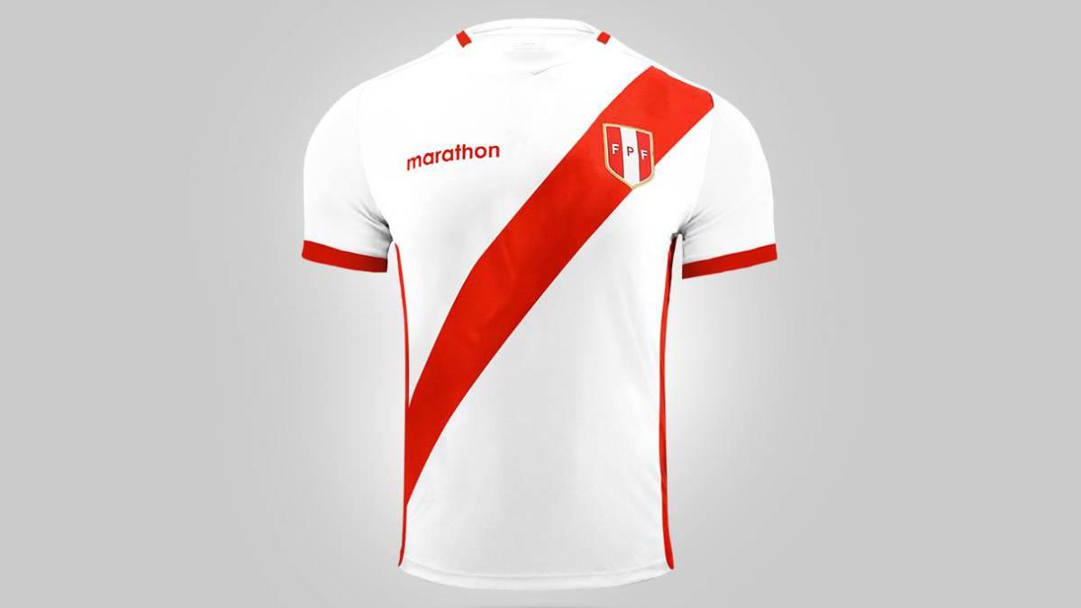 La posible nueva camiseta de Perú para la Copa América - AS Perú 082f00e31b7e3