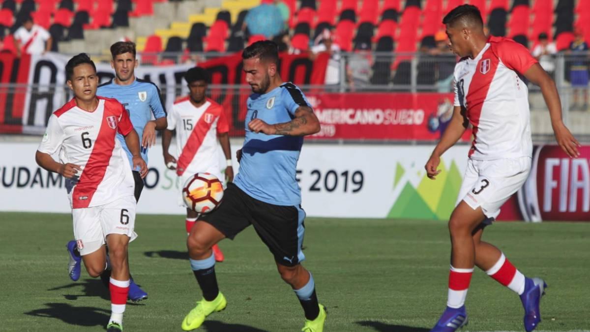 Perú 1-0 Uruguay  goles 40249d2d5213e